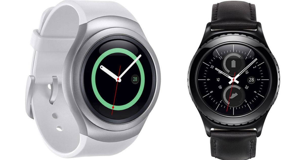 Samsung Gear S2 and Gear S2 Classic