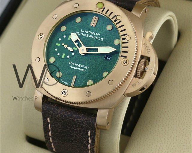 ساعات luminor panerai