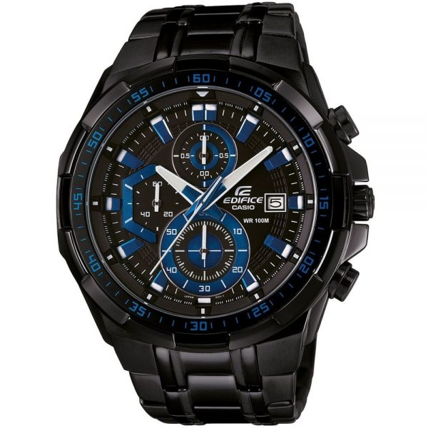 Casio Edifice Watch For Men EFR-539BK-1A2V