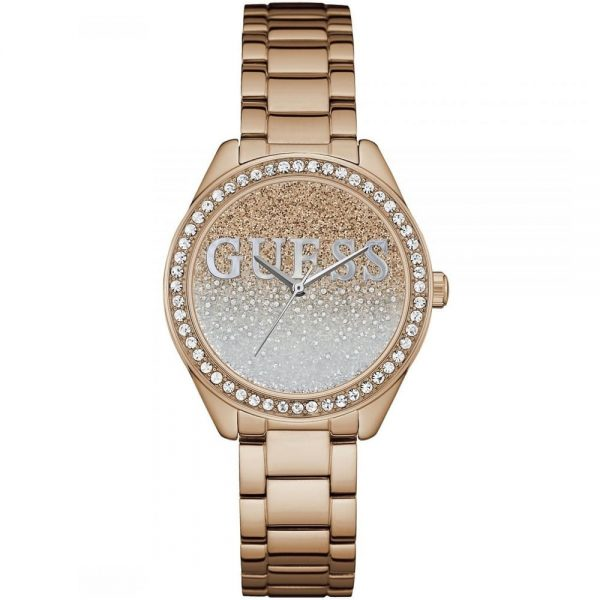 Guess Watch For Women W0987L3
