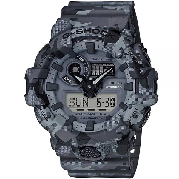 Casio G-Shock Watch For Men GA-700CM-8A