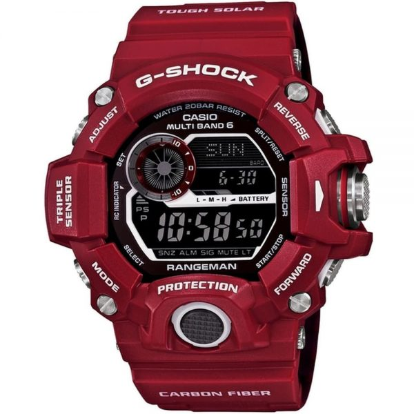 Casio G-Shock Watch For Men GW-9400RDJ-4JF