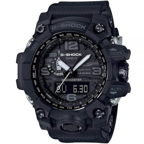 Casio G-Shock Watch For Men GWG-1000-1A1