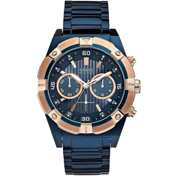 Guess Watch For Men W0377G4