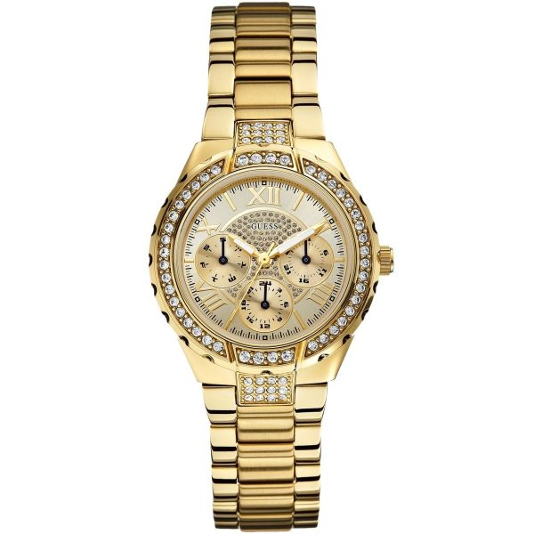 Guess Watch For Women W0111L2