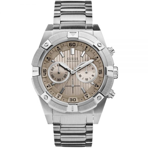 Guess Watch For Men W0377G1