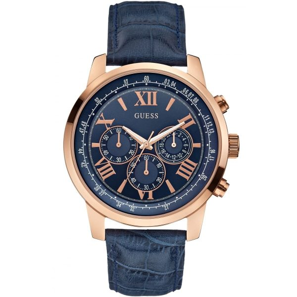 Guess Watch For Men W0380G5