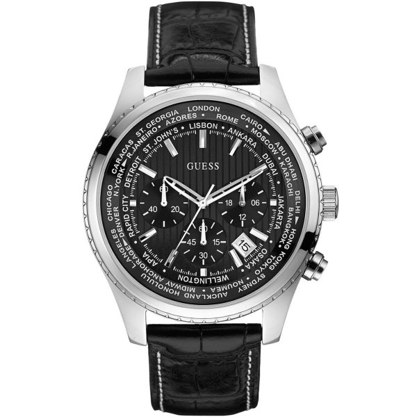 Guess Watch For Men W0500G2