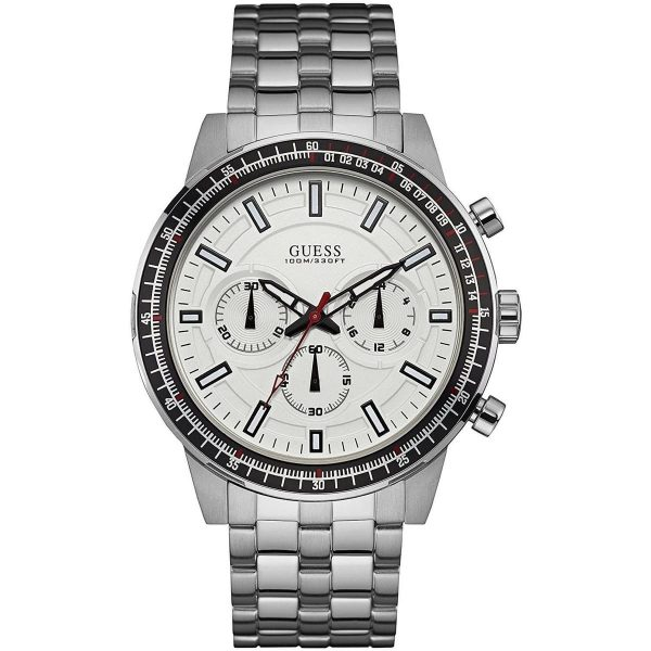 Guess Watch For Men W0801G1