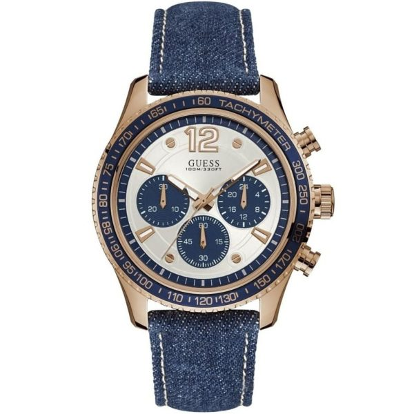 Guess Watch For Men W0970G3