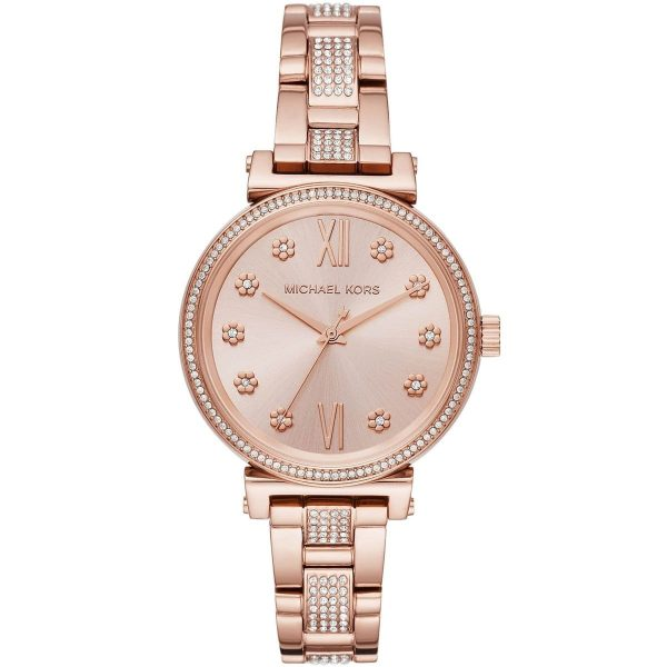 Michael Kors Watch For Women MK3882