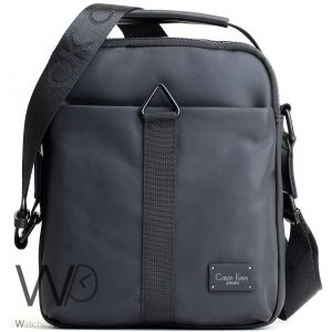 messenger Calvin Klein jeans black bag for men ck