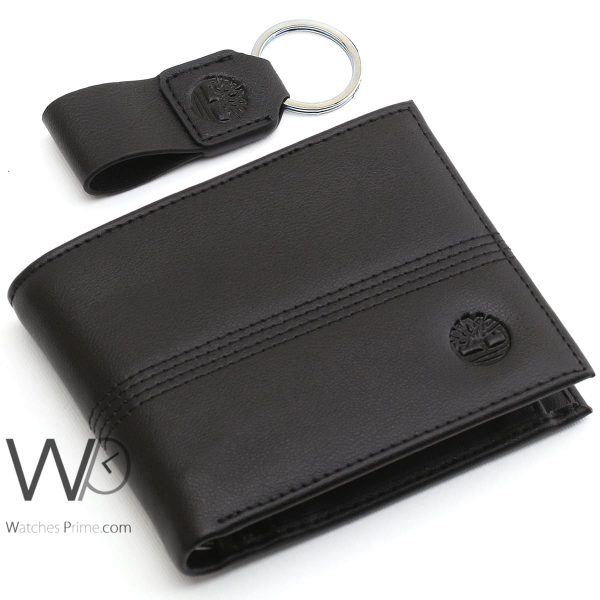 black-Timberland-mens-wallet-and-keychain-gift-box