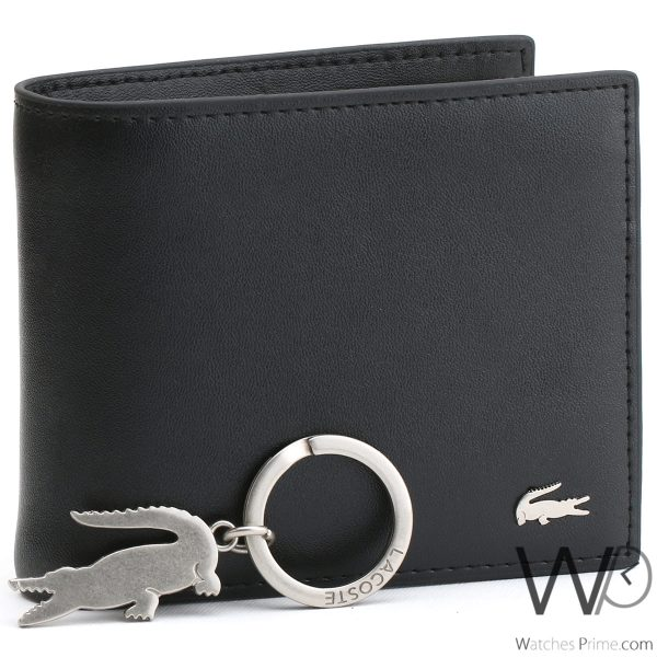 black-lacoste-mens-wallet-and-crocodile-keychain-gift-box
